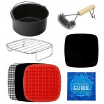 AirFryer Grill Accessories Set Small Med