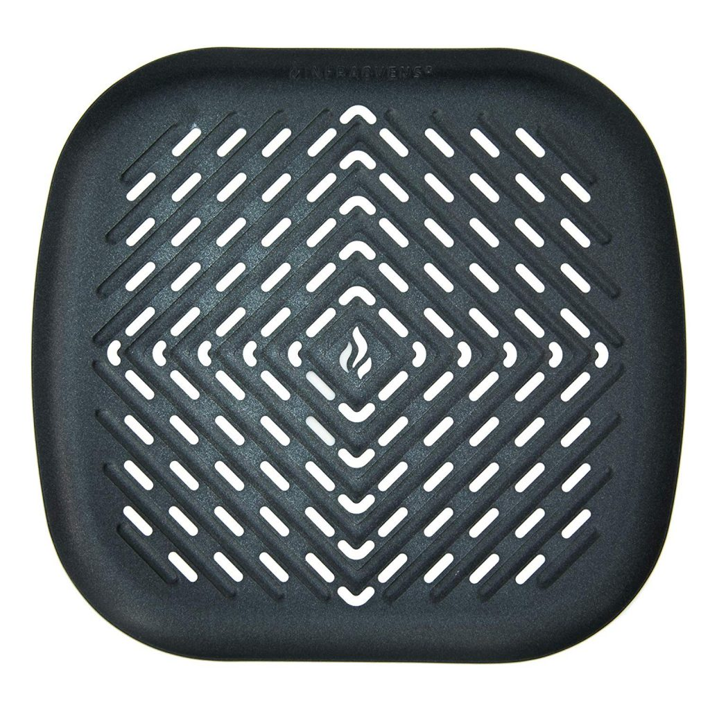 Airfryer Grill Pan Large To Xl Square Shape Oven Accessories