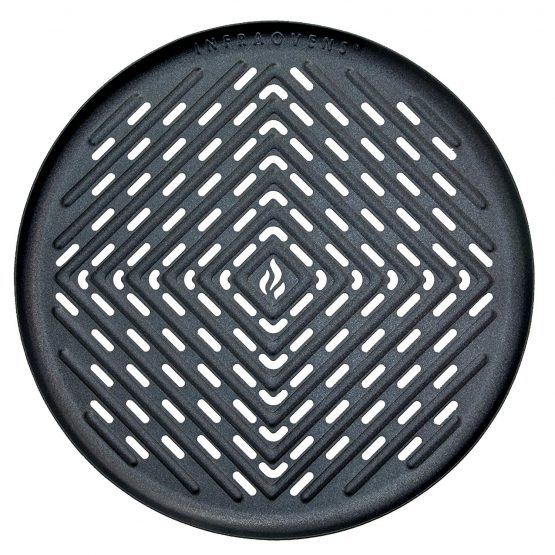 Round Grill Pan for AirFryer
