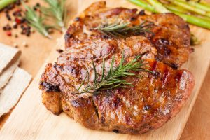 air fryer sweet pork chop recipe no breading healthy